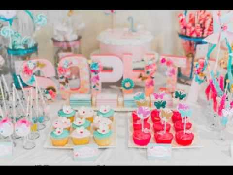 Butterfly party decorating ideas  sc 1 st  YouTube & Butterfly party decorating ideas - YouTube