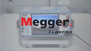 видео Megger FREJA 306