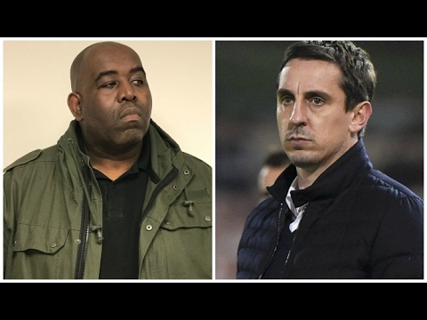 "Robbie vs Gary Neville: ""LET'S GET IT ON!!!"" 
