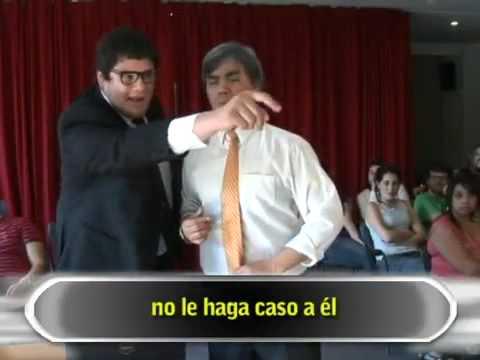 SEBASTIAN PIÑERA - PARODIA EL AUTENTICO SOLVENTE