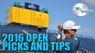GOLF OPEN 2016 ROYAL TROON - PICKS AND TIPS