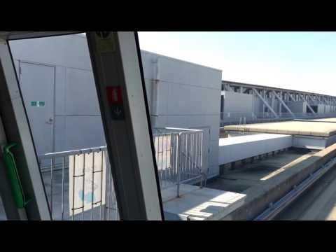 Kansai Airport Monorail Ride