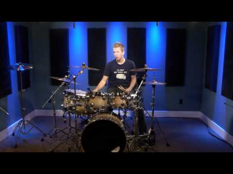 Setting Up A Drum Set - Drum Lesson (DRUMEO)