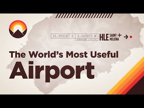 The World's Most Useful Airport [Documentary]