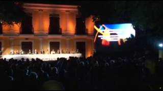 Centro León. Acto de premiación del 26 Concurso de Arte Eduardo León Jimenes