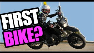 Best First Motorcycle? +woman
