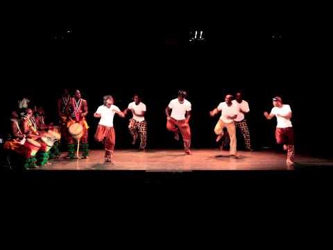 Ballet Nimbakhan de Guinée