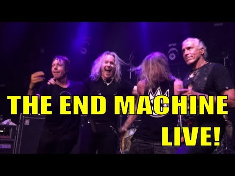 The End Machine | George Lynch | Jeff Pilson | Robert Mason | Whisky A Go Go | April 4, 2019 Mp3