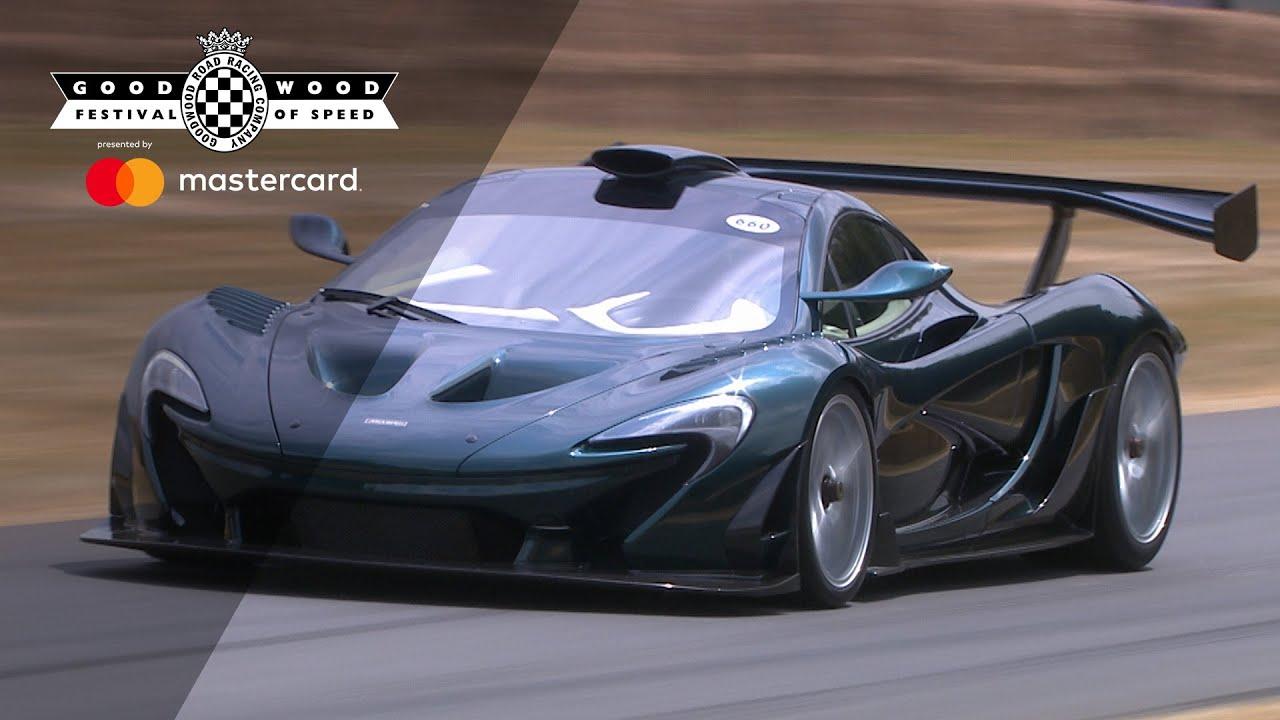 The McLaren P1 GT will melt your heart