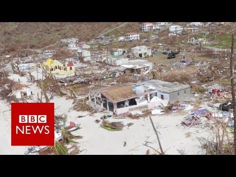 Irma: Apocalypse and the aftermath - BBC News