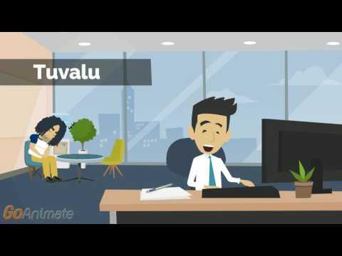 Tuvalu | Trip | Tourism | Country | Cities | Travel #014