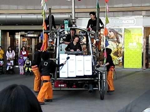 Korean Street Performers 1