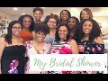 MY BRIDAL SHOWER: Decorations + Games