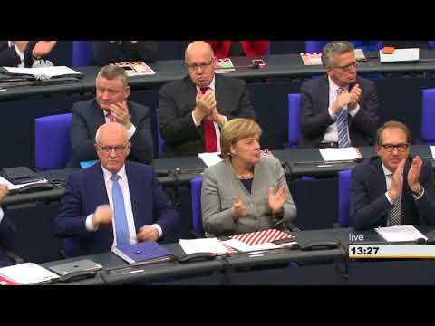 Bundestag: Wolfgang Schäuble wird Bundestagspräsident