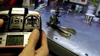 Вертоліт р-MAXTEC GS880 ремонт ремонт