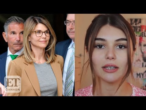 Olivia Jade Unsure About YouTube Return thumbnail