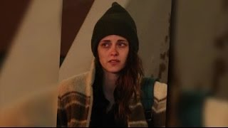 Kristen Stewart Gets Emotional on Anesthesia Set - Splash News