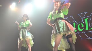 """They are a Japanese idol group""""Chō denpa Busters""""(It means """"Super Radio Wave Busters"""") """"No, SateLight solo performance"""" at Ebisu CreAto(〒150-0011 ..."""