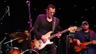 Gary Hoey, Josh Smith & Kirk Fletcher - Back Up Against The Wall - 2/7/17 KTBA Cruise