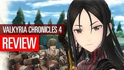 Valkyria Chronicles 4 REVIEW | Segas Taktik-Epos im Test