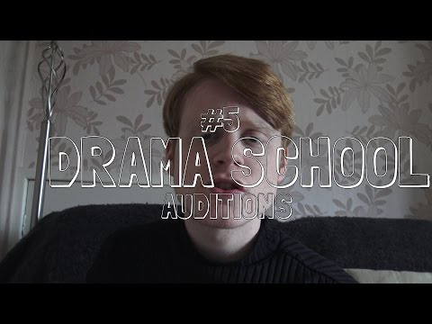 Drama School Auditions #5: Manchester School of Theatre Recall (2015/2016)