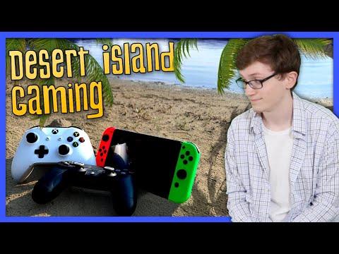 Desert Island Gaming - Scott The Woz