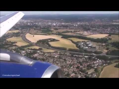 Belfast city to London Heathrow flight and onboard experience