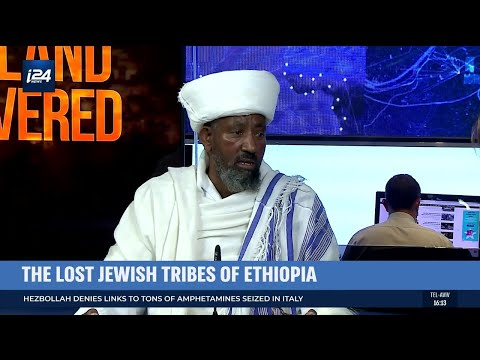 Finding The Jewish Tribes Of Ethiopia
