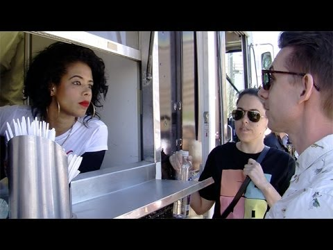 SXSW 2014: Kelis takes her food van to the streets of Austin, Texas