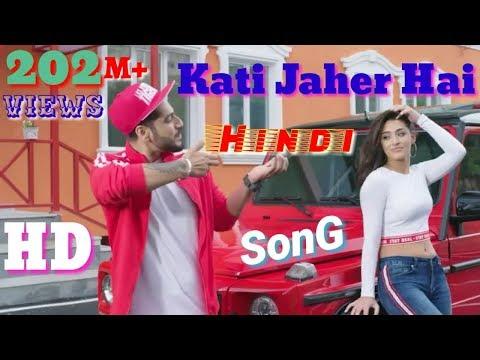 Kati Zeher Hai  Chori Katal Karawegi Tu Full Song  Whatsapp Status Video