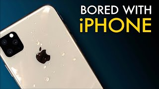 iPhone 11 is SO BORING