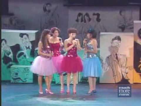 Kids From Fame Girls Medley Live