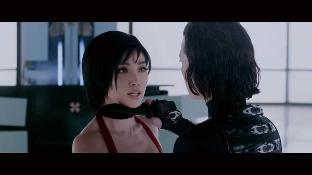 Resident Evil Retribution Clip 4 I Don T Work For Umbrella