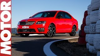 2017 Skoda Octavia RS | Best Value Performance Cars 2017 | MOTOR