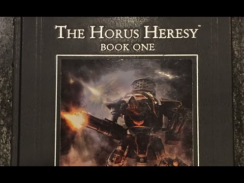The Horus Heresy Book One: Betrayal by Forge World - Cover to Cover Detailed Review