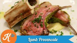Resep Iga Domba Panggang (Lamb Provencale Recipe Video) | REVO