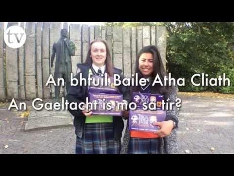 Gaeltacht Bhaile Átha Cliath