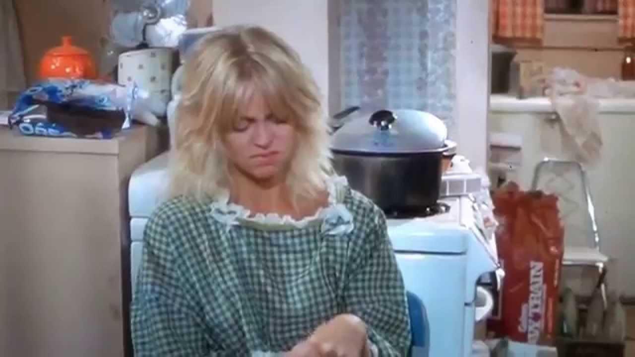 Goldie Hawn Smells Hair Youtube