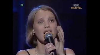 Joanna Kulig - Między ciszą a ciszą - Szansa na Sukces Finał 1998