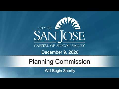 DEC 9, 2020 | Planning Commission
