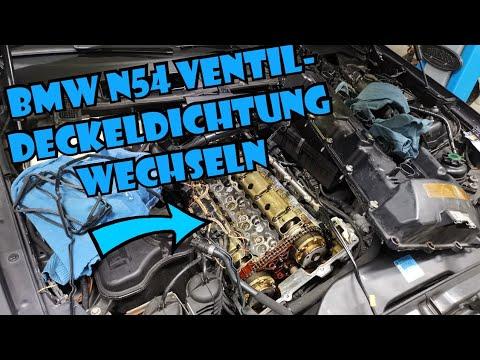 VENTILDECKELDICHTUNG DICHTUNG ZYLINDERKOPFHAUBE BMW TOP NEU