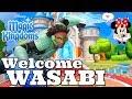 WELCOME WASABI! Big Hero 6 Event in Disney Magic Kingdoms | Gameplay Walkthrough Ep.243