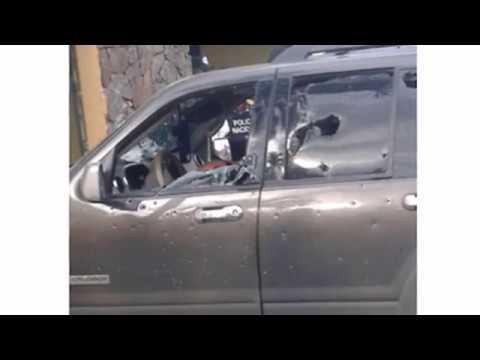 VIDEO PN asesina a Jhon Percival Matos en cabaña de Bonao