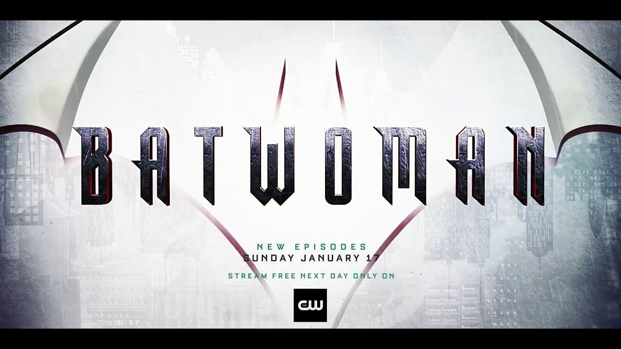 Download Batwoman Season 2 Teaser (HD) Javicia Leslie series