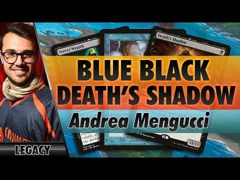 BlueBlack Death's Shadow  Legacy  Channel Mengucci