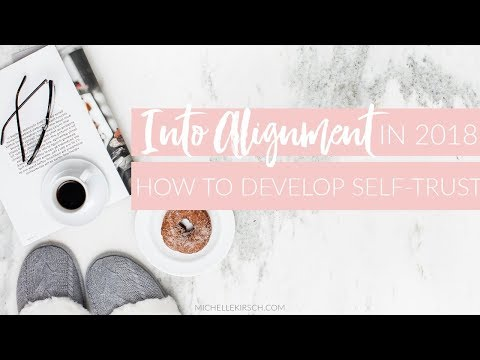 How to Develop Self-Trust Webinar
