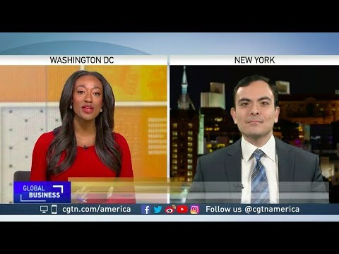 CGTN America 3/8/2018 - China's Financial Services Foreign Ownership Regulatory Reform