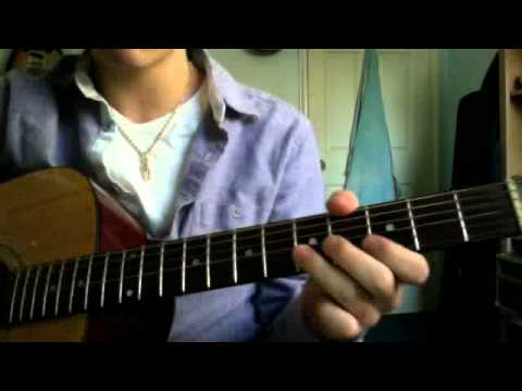 How To Play Handlebars By The Flobots On Guitar Youtube