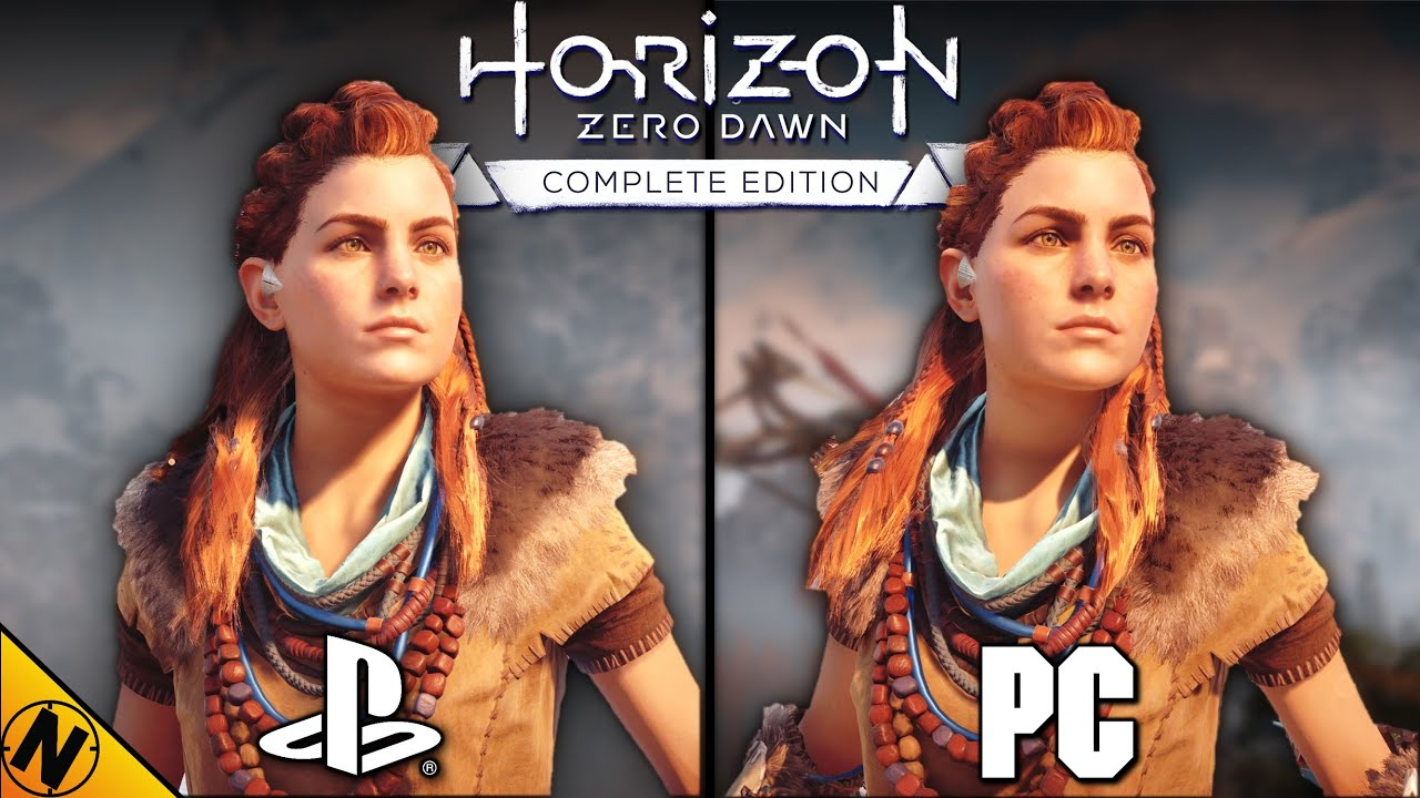 Horizon Zero Dawn PC vs PS4Pro | Direct Comparison thumbnail