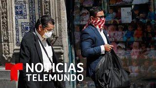 La economía de México en crisis debido al brote de coronavirus | Noticias Telemundo